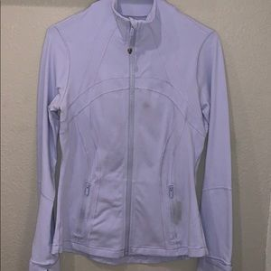 Lululemon Light Purple Define Jacket